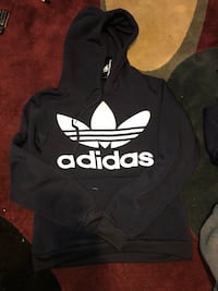 black and white adidas pullover hoodie Manassas, 20109