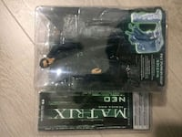 Matrix Series One Neo action figure pack Coquitlam, V3K 2X4