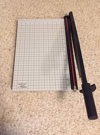 "Boston 15"" paper cutter Ijamsville, 21754"