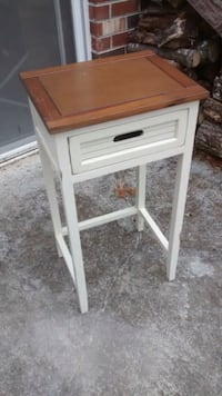 Small Wooden Table with Drawer Scottsville, 24590