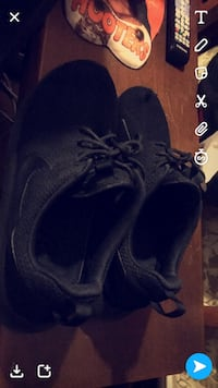 Roshes run // All Black Dayton, 47941