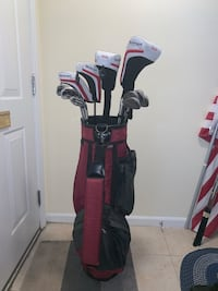 Taylor made 3.0 Burner Golf clubs (bag included) Virginia Beach, 23455