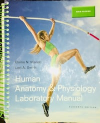 College Textbook Human Anatomy & Physiology