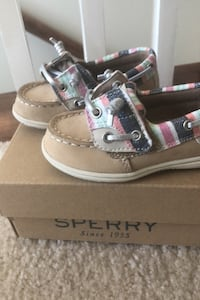 Brand new sperry toddler size 6 Middletown, 19709