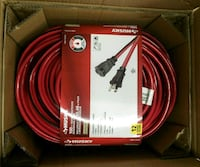 red and black cable wires Surrey, V3W