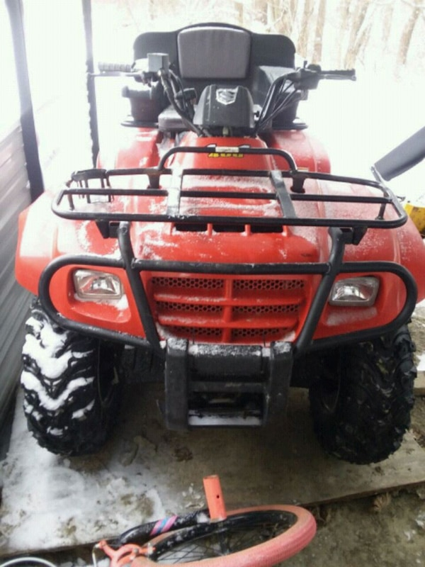 Used 400 4x For Suzuki Eiger For Sale In Hornell