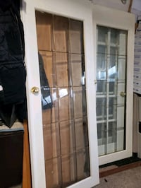 Wood French Doors 2 sets 30x80  Vaughan, L4L
