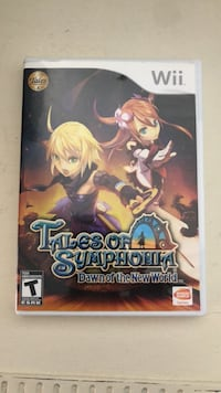 Tales of Symphonia for wii Calgary, T3R 1K8