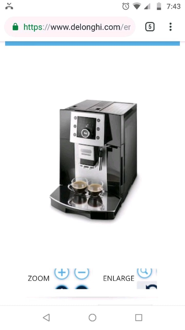 Coffee, Cappuccino, Expresso, 14 Cup (Brand New)