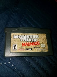 Monster truck madness for gameboy advanced Kitchener, N2P 1R7