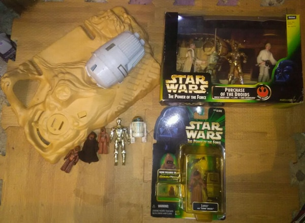 Vintage and new star wars lot  47930dd9-7201-4c8a-9a05-d631ac27c358