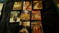 assorted DVD movie case lot 42 km