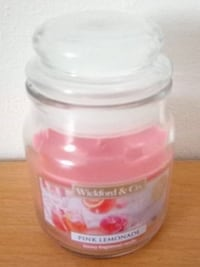 Wickford & Co - Pink Lemonade Candle Rochdale