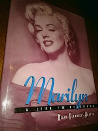 Marilyn Monroe, A Life in Pictures. Sioux Falls