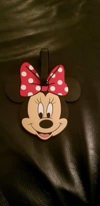 Minnie Mouse Luggage Tag Edmonton, T6M 2G7