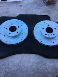 Performance Rotors( Front; left and right)  El Centro, 92243