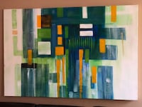 Oil canvas painting  Whitchurch-Stouffville, L4A 0B6