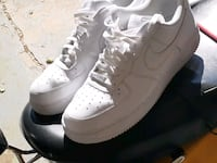 All white Air Force Ones size 13 Oklahoma City, 73116
