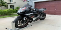 Suzuki GSXR 750 Modified Saint Paul