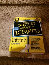 Office 98 for Dummies Book Milwaukee, 53225