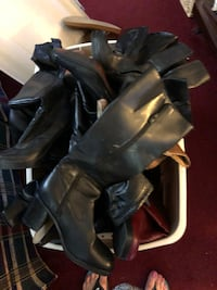 FULL TOTE SHOES & BOOTS size 6.5-7 Take them all! Baltimore, 21206