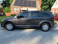Dodge - Journey - 2014 Temple Hills