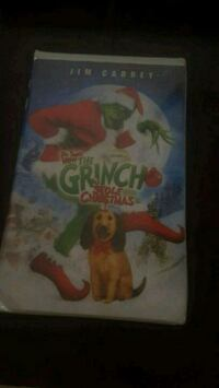 The Grinch movie  Grimsby