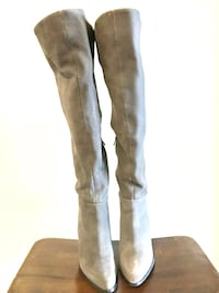 Genuine suede knee high boots Oakville, L6K 3R6