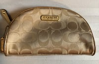 Coach Makeup Bag Guelph