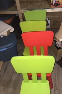 Ikea Kids Chairs! Markham, L6E 0H3