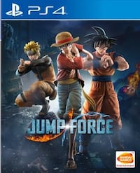 Jump Force (PS4) Sacramento, 95814