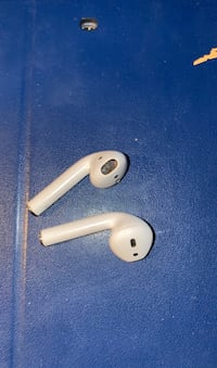 Left and right airpod