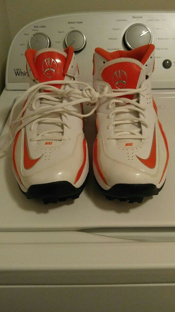 newest dd80d 1b742 Used New Nike Merciless Pro Shark BSU Football Cleats for sale in Nampa -  letgo