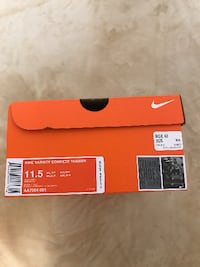 Brand New! Nike Varsity Compete Trainer Los Angeles, 90026