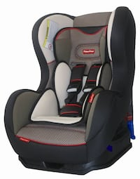 FISHER PRICE BABY CAR SEAT - 0 to 4 Years old