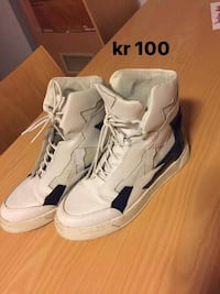Shoes in good condition - (size 41) price negotiable