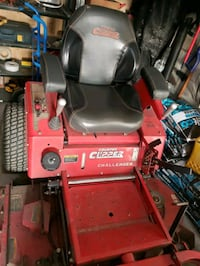 Country Clipper Challenger Commercial Ride On Lawn Mower - $6300