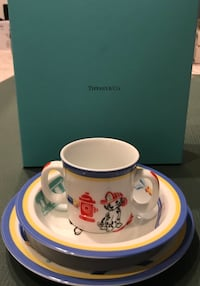 Brand New Tiffanies Fire-station teacup set Hamilton, 20158