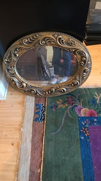 brown wooden framed wall mirror Spanish Fort, 36527