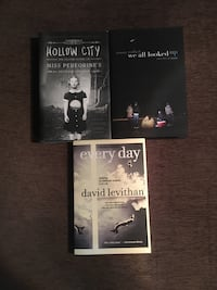 Young Adult Fiction Books Spring, 77389