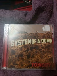 System of a Down CD