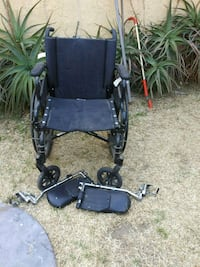 Wheelchair 2271 mi