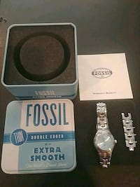 Ladies Fossil Blue watch Mary Esther, 32569