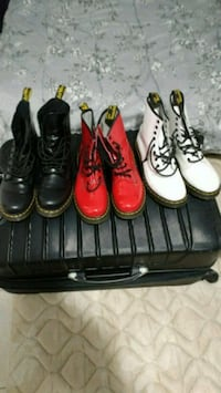 Brand new Doc Martin boots new, size 10 womens and Ottawa, K1T 3Y8