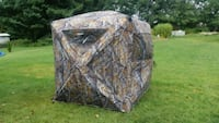 3man deluxe hunt blind,pop out walls Durand, 48429