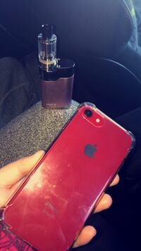 red and black smartphone case Halifax, B3R 1L5