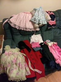 Girls size 2/3 15-items
