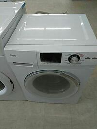 white Arcelik front-load washer Mount Clemens, 48043