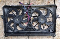 """Performance cooling fans, two 16"""" fans, Pearland, 77581"""