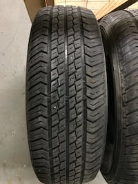 All season tires 80 % (or more) tread left!